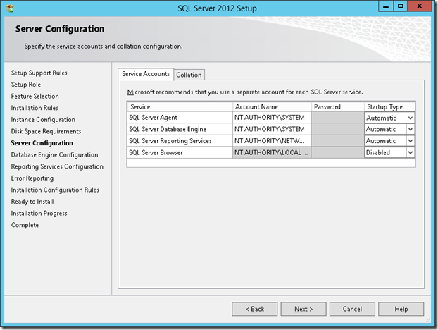Complete sccm 2012 sql install guide - Dive jump reporting system ...